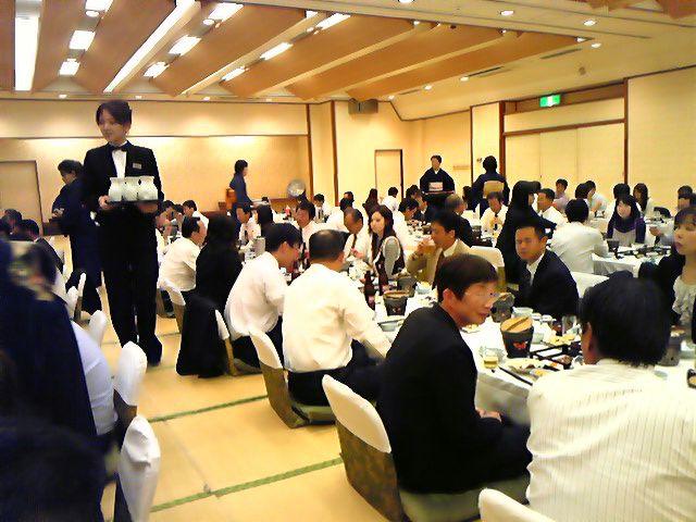 160人の大宴会