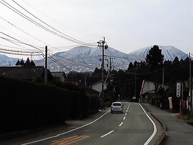 やって来ました!熊本県阿蘇山