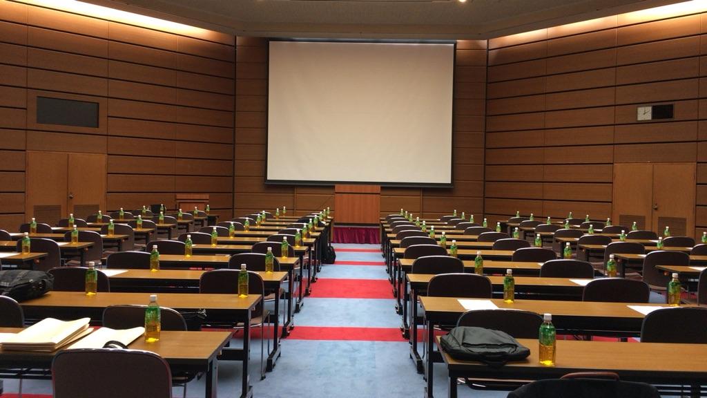 名古屋セミナー開演40分前です!